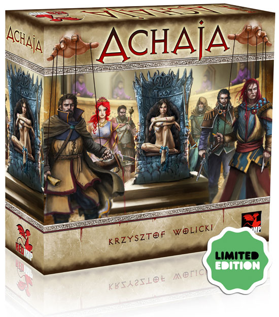 Achaia - English limited edition